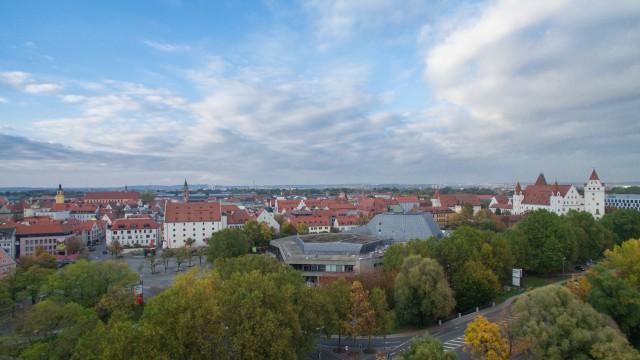 Ingolstadt Herbst Stadt