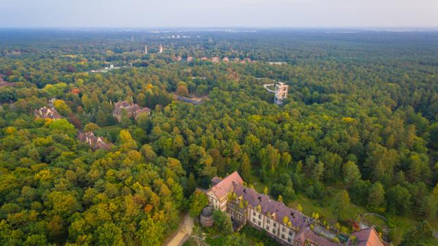 Heilstätten Beelitz, Berlin