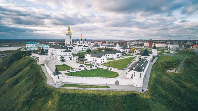 Tobolsk Kremlin, Russia