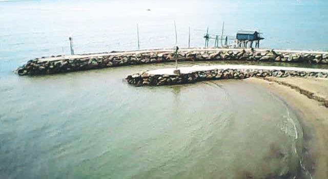 Perelli sea – Piombino – Italy