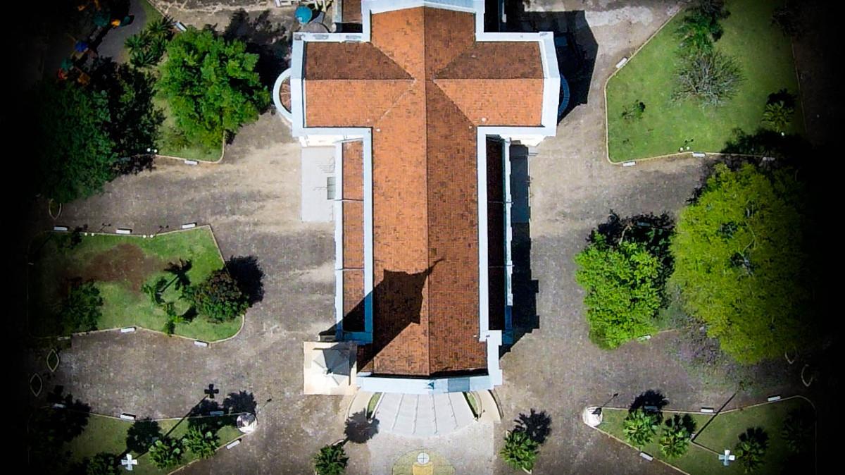 Igreja Matriz de Jandaia do Sul, Paraná, Brazil