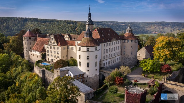 Schloss Langenburg, Germany