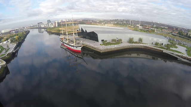 The Tall Ship at Riverside Museum