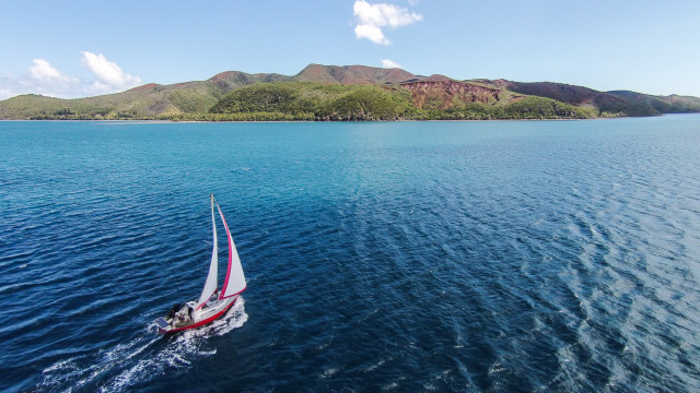 Canal Woodin, New Caledonia