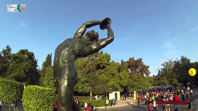 "Greece,Athens-""29th Run of Athens"""