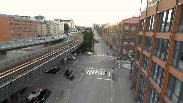 Lautatarhankatu, Helsinki, Finland