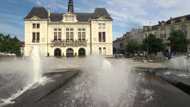 Montluçon, Allier (03), Auverne, France