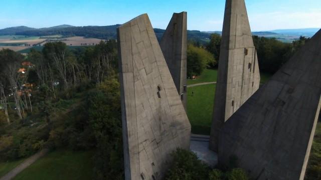 Peace Monument, Friedland, Germany