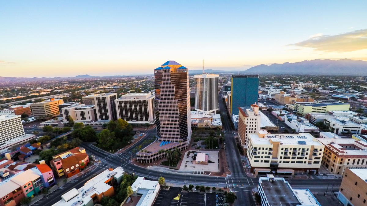 Official website of the City of Tucson |Downtown Tucson Arizona