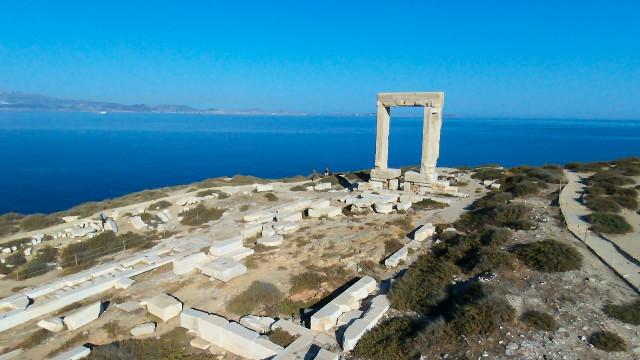 Portara,Naxos