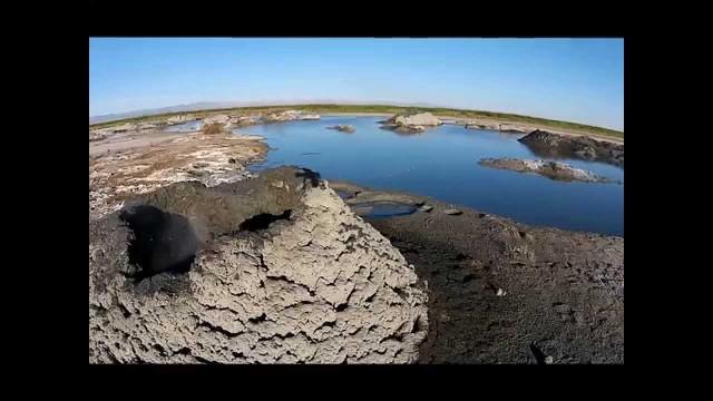 Salton Sea Mud Volcanoes