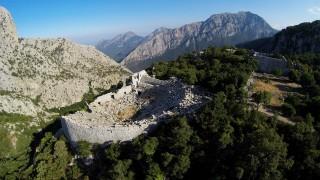 Ancient city Termessos