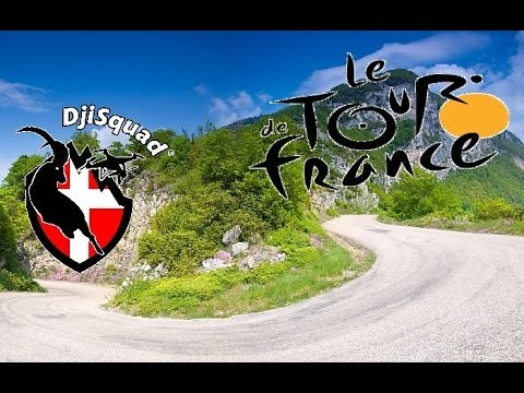 Tour de France 2016 – Lacets du Grand Colombier