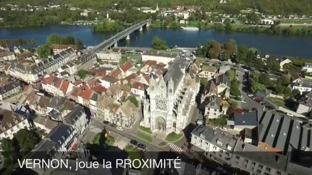 Vernon, Eure (27), Haute Normandie, France.