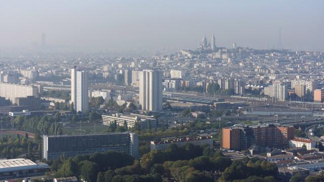 Paris dronestagram - Port de la chapelle paris ...