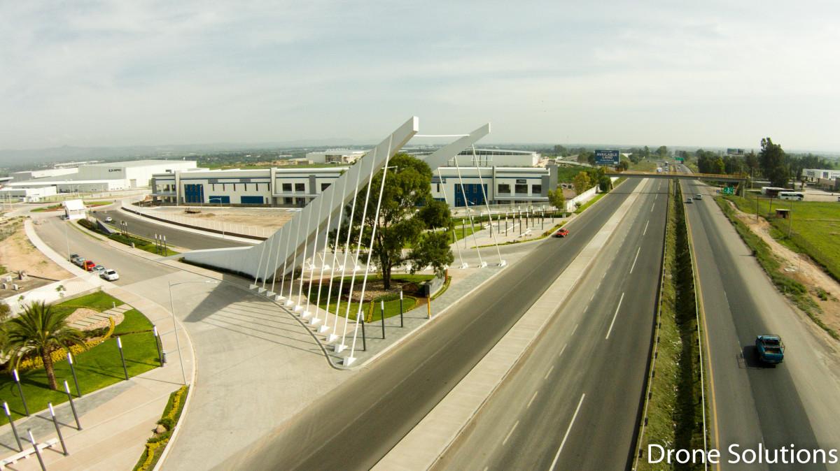 Parque Industrial San Francisco Aguascalientes.