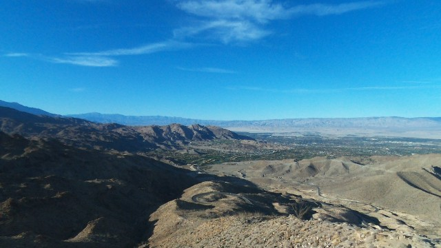 Palm Springs Overlook