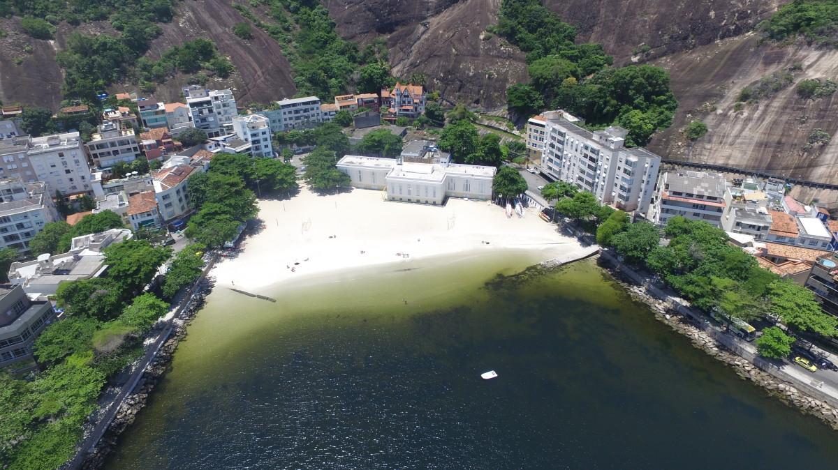 Praia da Urca, Rio de Janeiro, Brasil