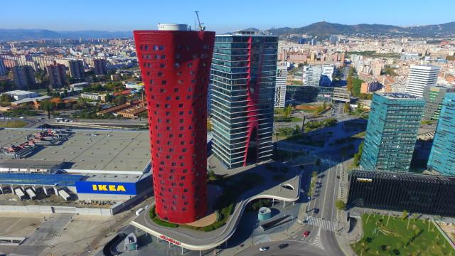 fira 2, barcelona, spain