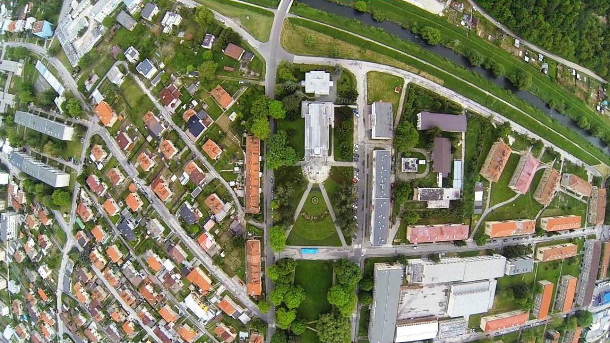 Partizanske city