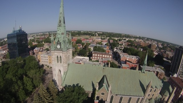 Cathédrale de Trois-Rivières