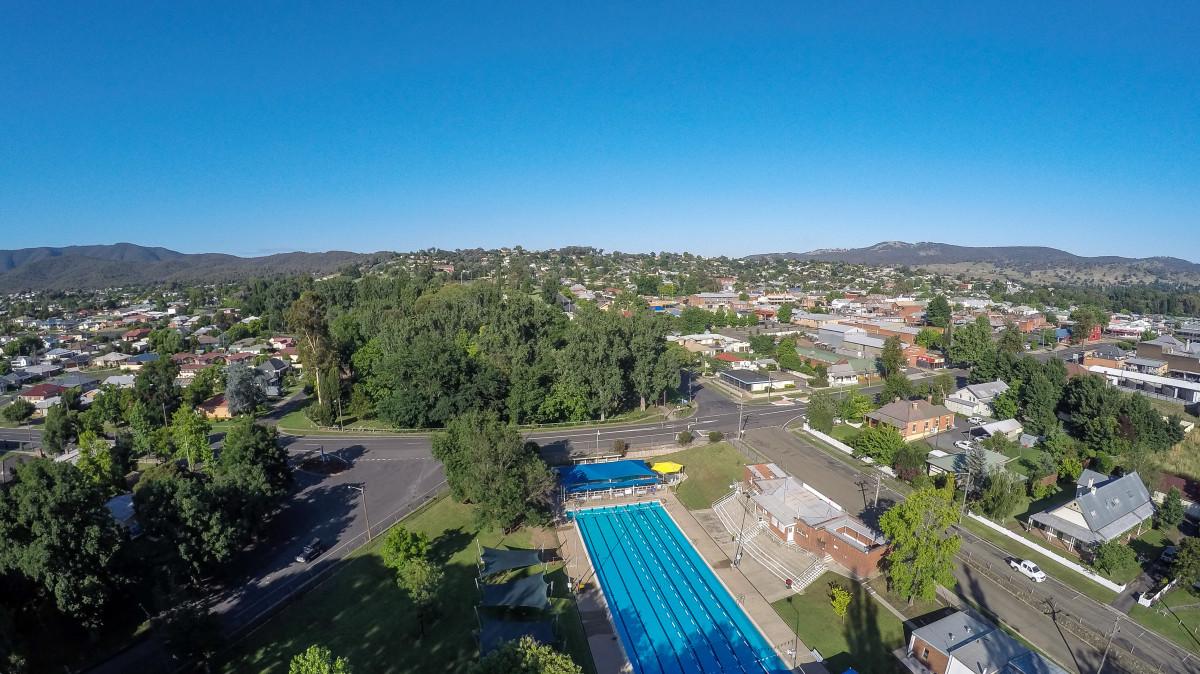 Tumut Swimming pool