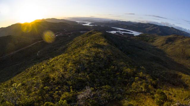 Barage de Yaté, Nouvelle-Calédonie