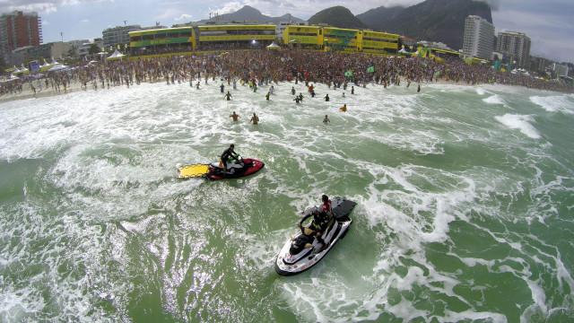 World Surf League, Rio Event, Rio de Janeiro, Brazil