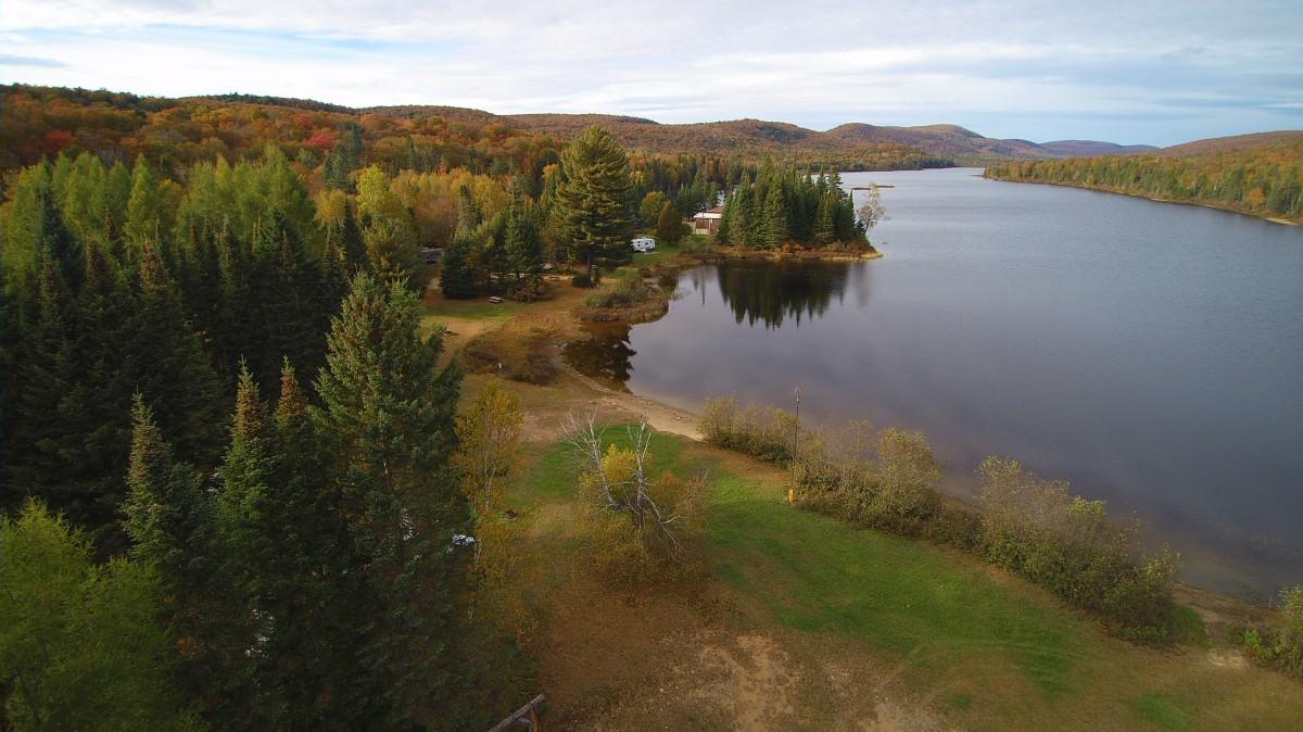 Parc mont-tremblant Park,quebec,canada