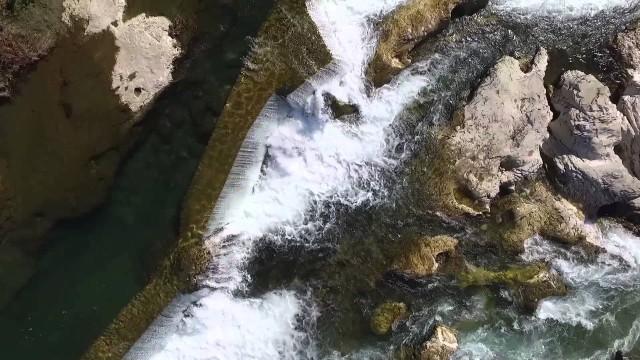 Cascade De Sautadet