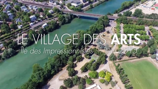 Châtou, Yvelines (78), Île des Impressionnistes