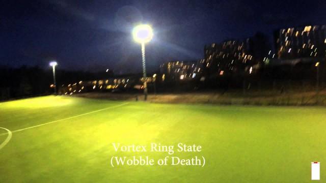 Gothenburg Mossen football pitch – Vortex Ring State