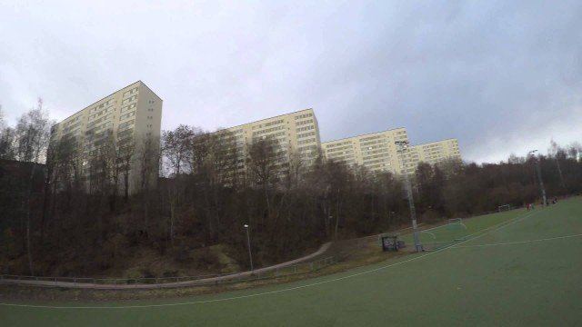 Gothenburg Mossen football pitch