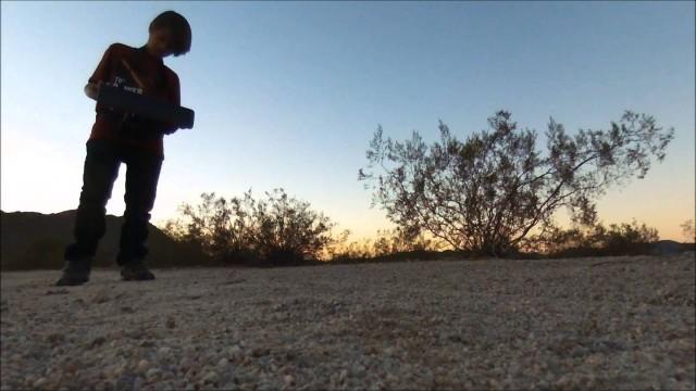 Highway 238, Arizona Desert