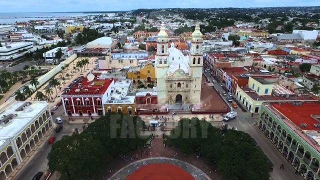 Mérida Yucatán, Campeche, Tabasco