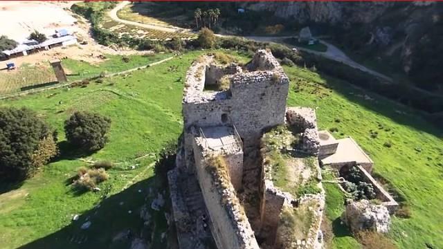 Msaylha citadel, Lebanon