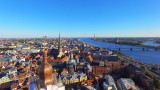 Old City, Riga, Latvia