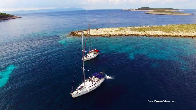 Yachting & Enjoying Life in the Adriatic