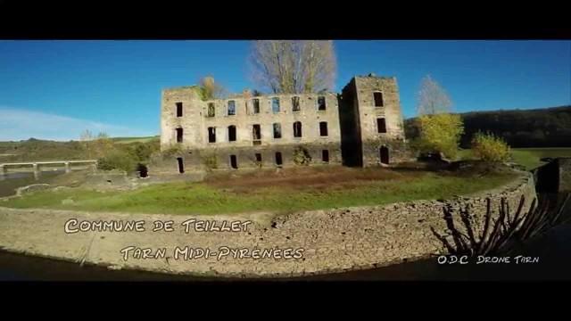 Ruines du château de Grandval / Castle Ruins Grandval