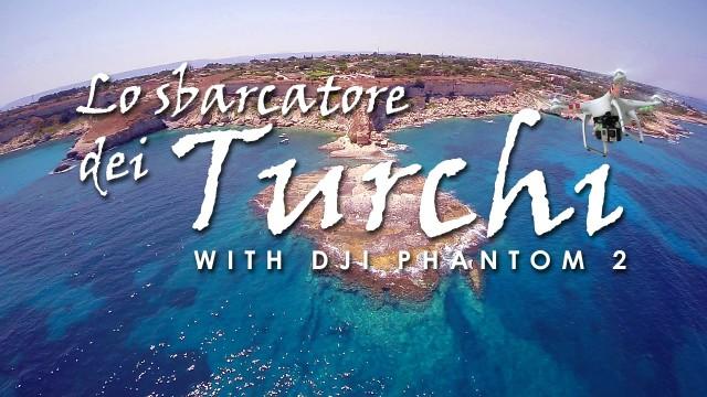 Via Sbarcatore dei Turchi, Augusta, ME, Sicily, Italy