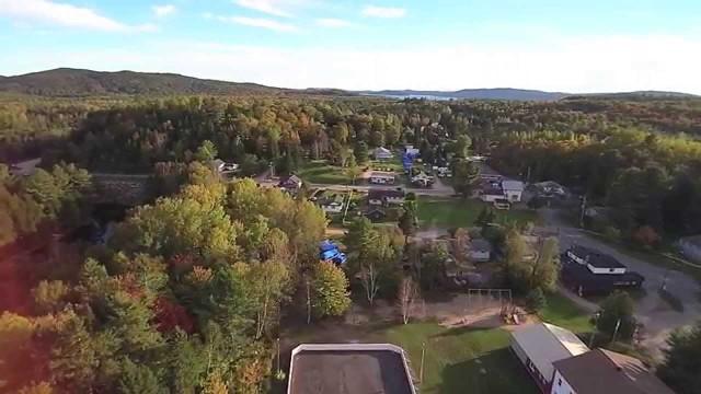 Village de Duhamel, Québec, Canada