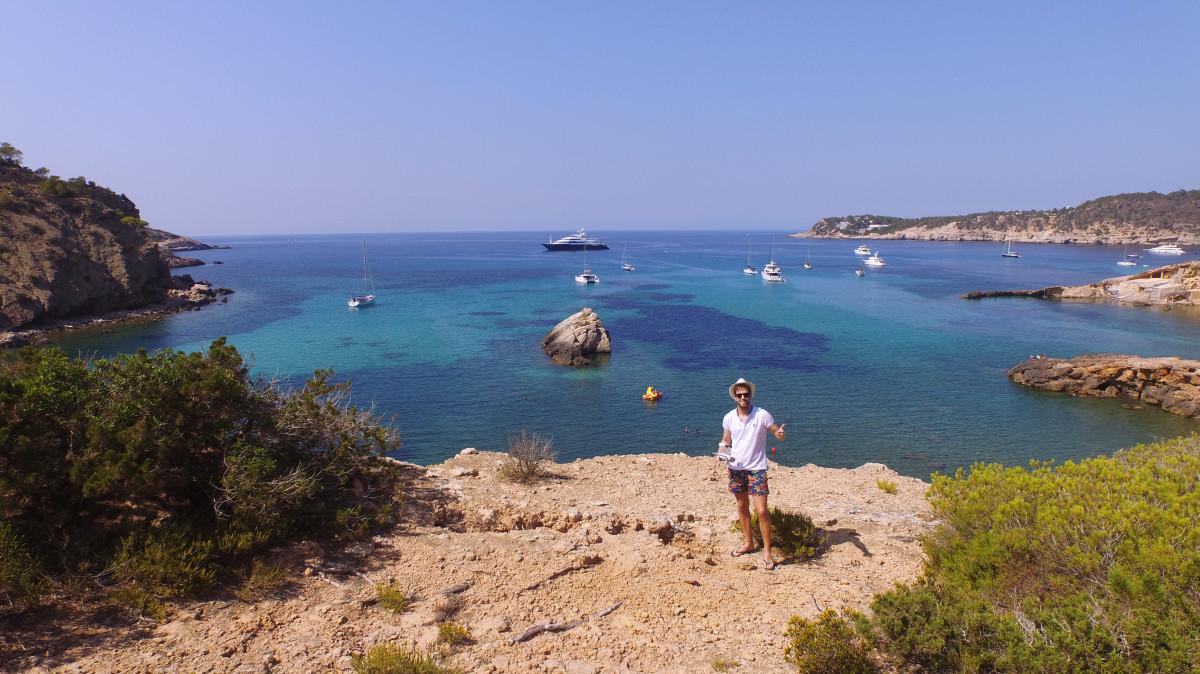 Ibiza Selfie