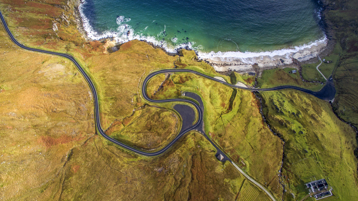 Achill Island,Ireland