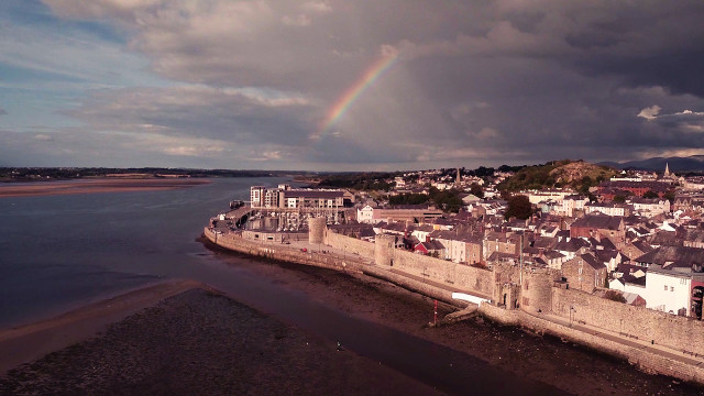 Caernarfon Rainbow