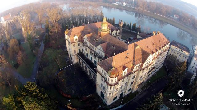 Hotel Slovan, Piestany, Slovakia