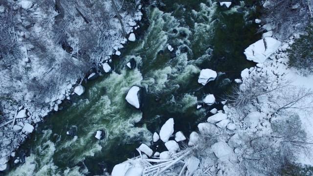 Icicle Creek, Leavenworth, WA