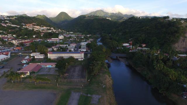 Le Carbet , Martinique