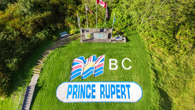 Prince Rupert – Beautiful British Columbia – Canada