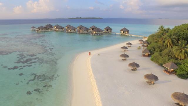 Maldives – Kihaad Island