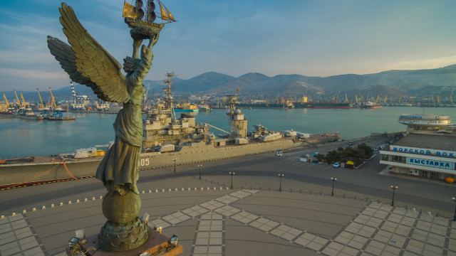 Seafront, Novorossiysk, Russia